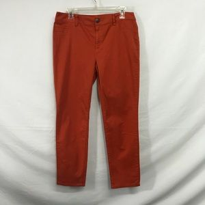 Chico's Stretch Jeans Pants size 1 Or 8